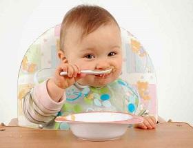 حریره بادام برای نوزادان