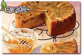طرز تهیه کیک با انجیر