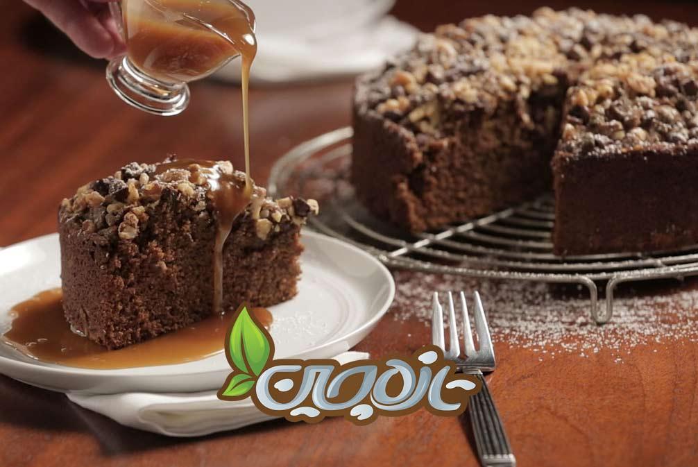 آشنایی با طرز تهیه کیک با شیره توت