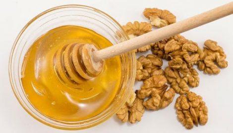 خواص ترکیب گردو و عسل