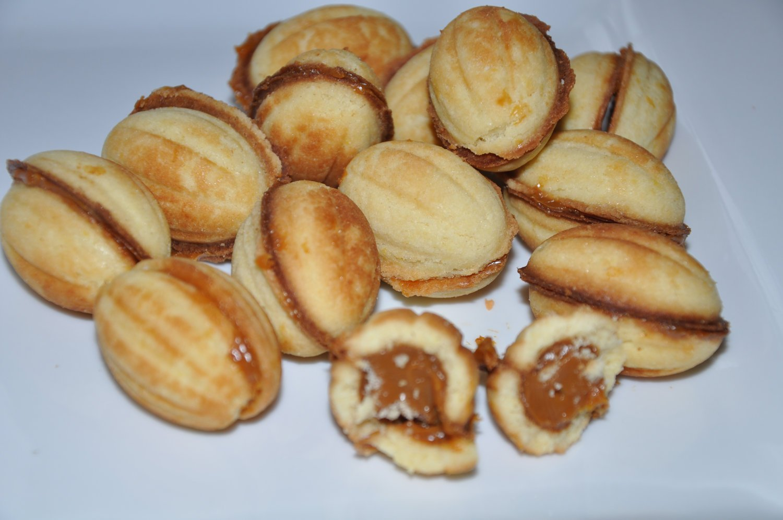 طرز تهیه شیرینی اورشکی (شیرینی گردویی روسی)